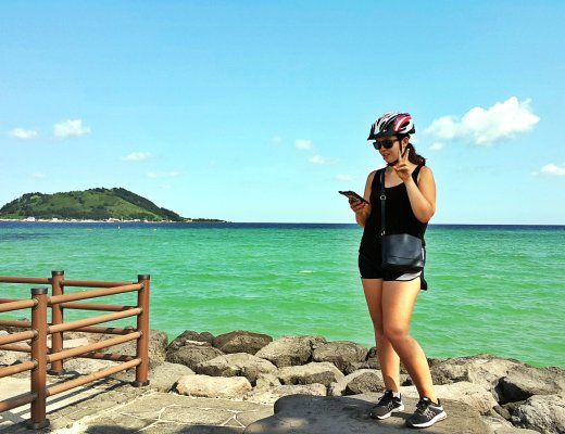 5 Reasons to Explore Jeju Island by Bike