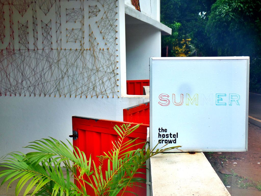 Hostels in India: Summer by thehostelcrowd Goa