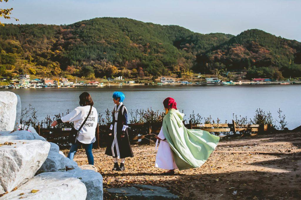 Masan Maritime Movie Set