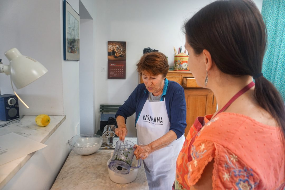 Cooking Class in Rome