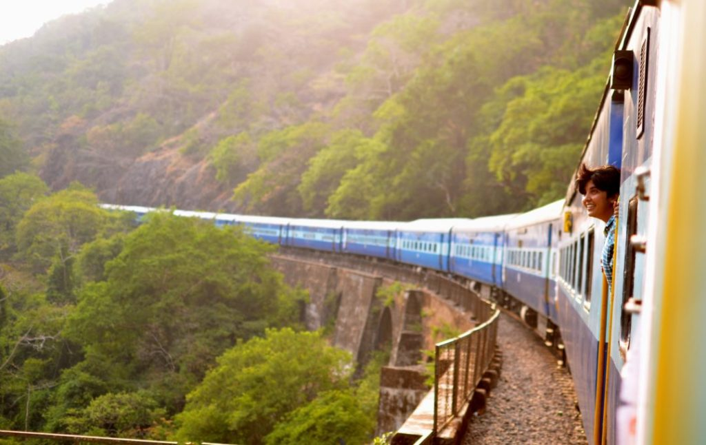 train travel guide india