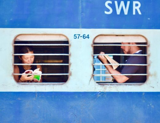 train travel in india guide