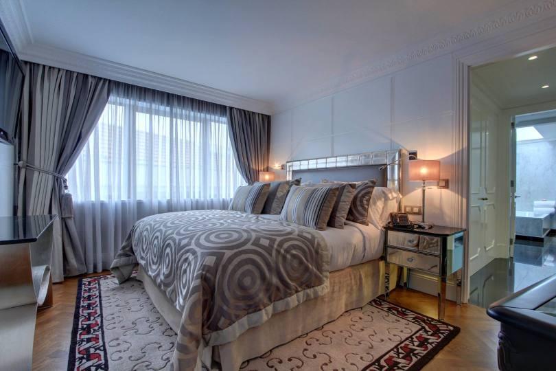 Chambre Intercontinental Porto - Palacio das Cardosas - Hotel 4 etoiles - Porto