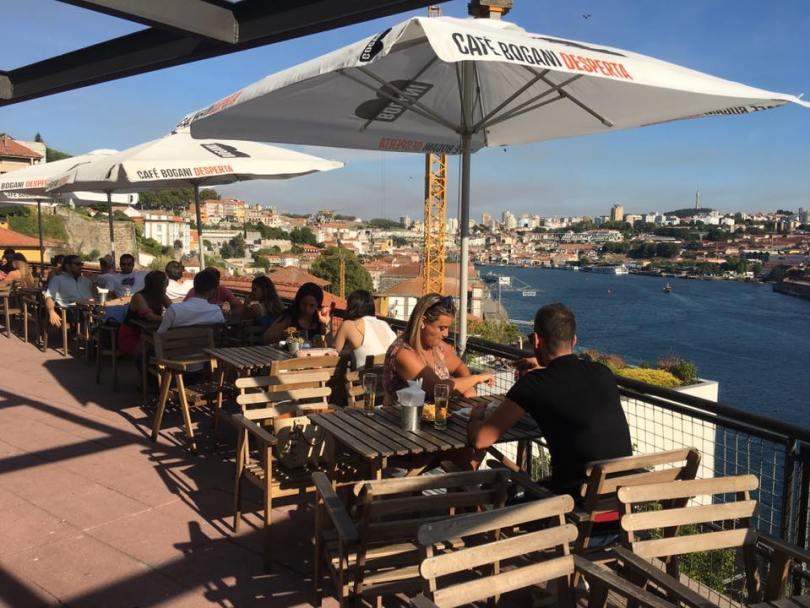 Miradouro Ignez - Bar- Terrasse - Porto