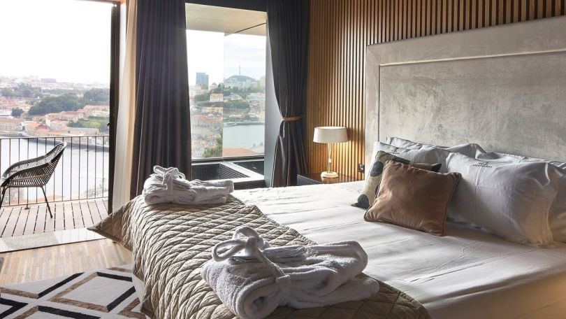 Suite du Torel Avantgarde - Hotel 5 etoiles - Porto