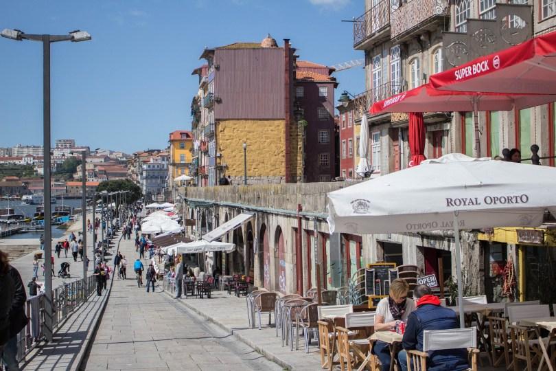 Quai de Ribeira - Porto