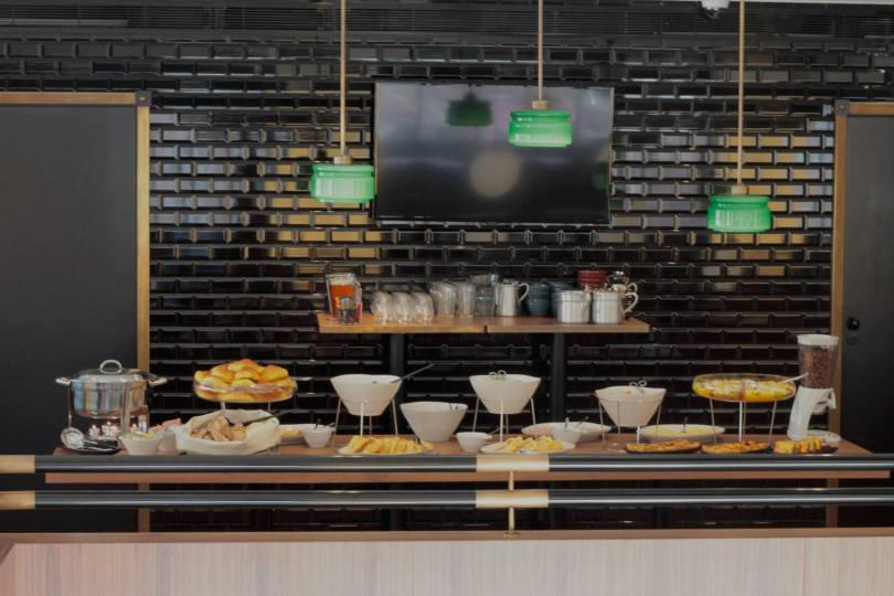 Buffet du brunch BB Gourmet - Porto