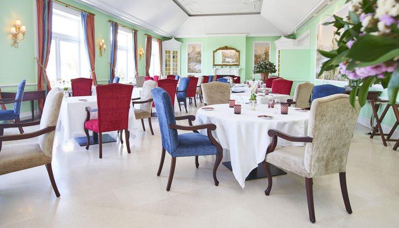 Salle restaurant The Yeatman - 2 etoiles Michelin - Vila Nova de Gaia