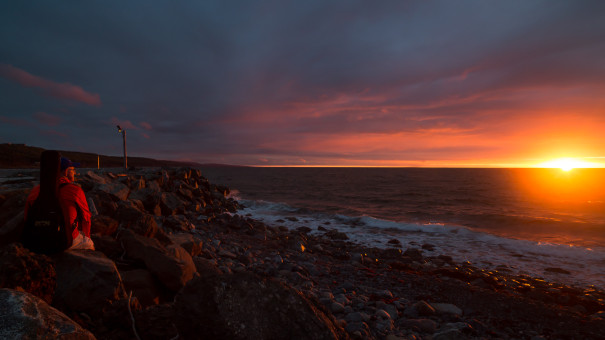 dad sunset-3