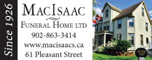 MacIsaac Funeral Home Ltd.