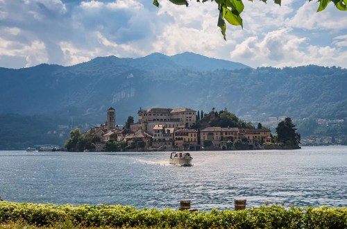 #Orta San Giulio, the hidden jewel