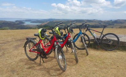 Bikes of Adventure Capital Waiheke e-bike tour self-guided