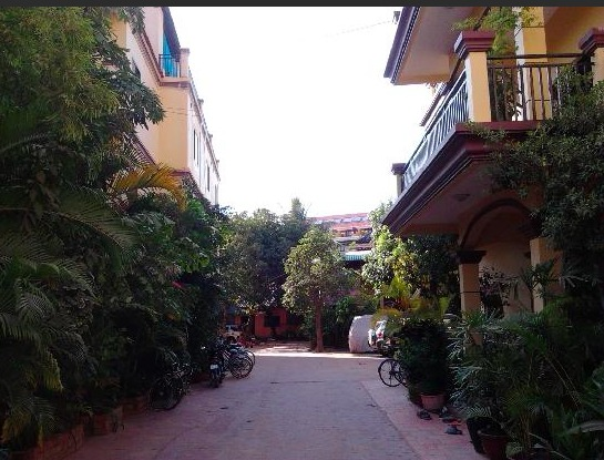 victory guesthouse, siem reap, cambodia, cheap, accommodation, comfort