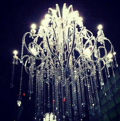 The Great Gatsby Chandelier