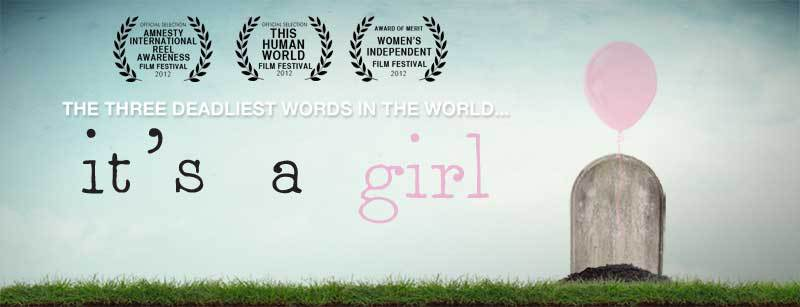 Imagen: Documental It's a girl (Es una niña)