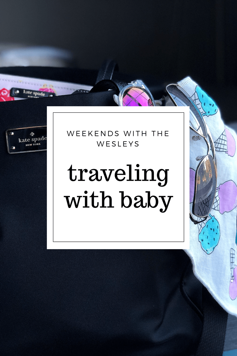 Traveling With Baby - What You Need & What You Don't