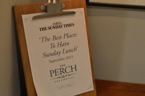 The Perch Oxford