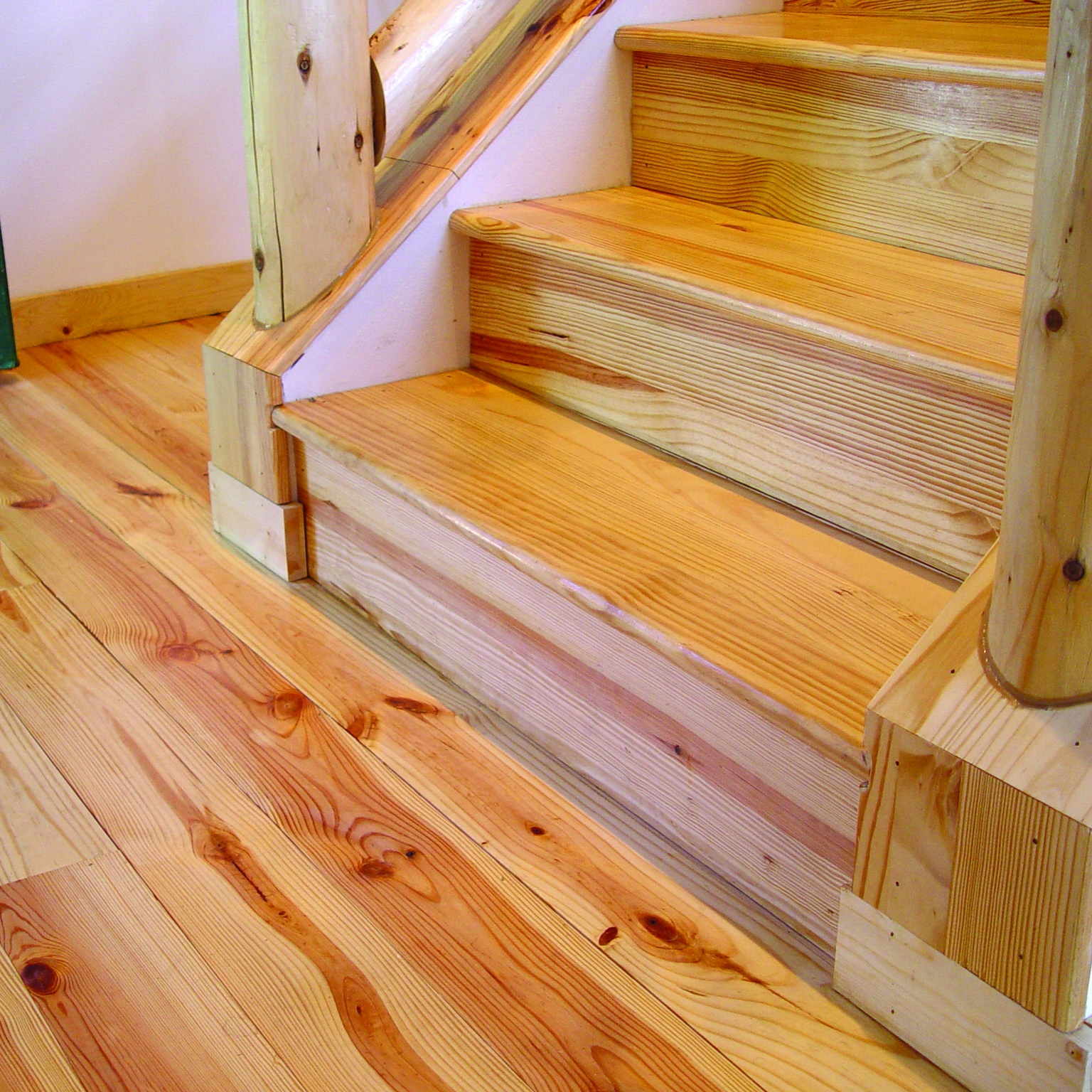 Southern Pine Stair Treads Wi Weekes Forest Products | Staining Pine Stair Treads | Painting | White Pine | Wooden | Tile | Stained White Oak