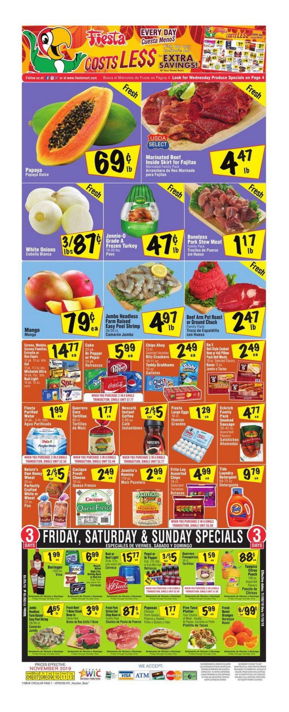 Farm Fresh Sales Ad