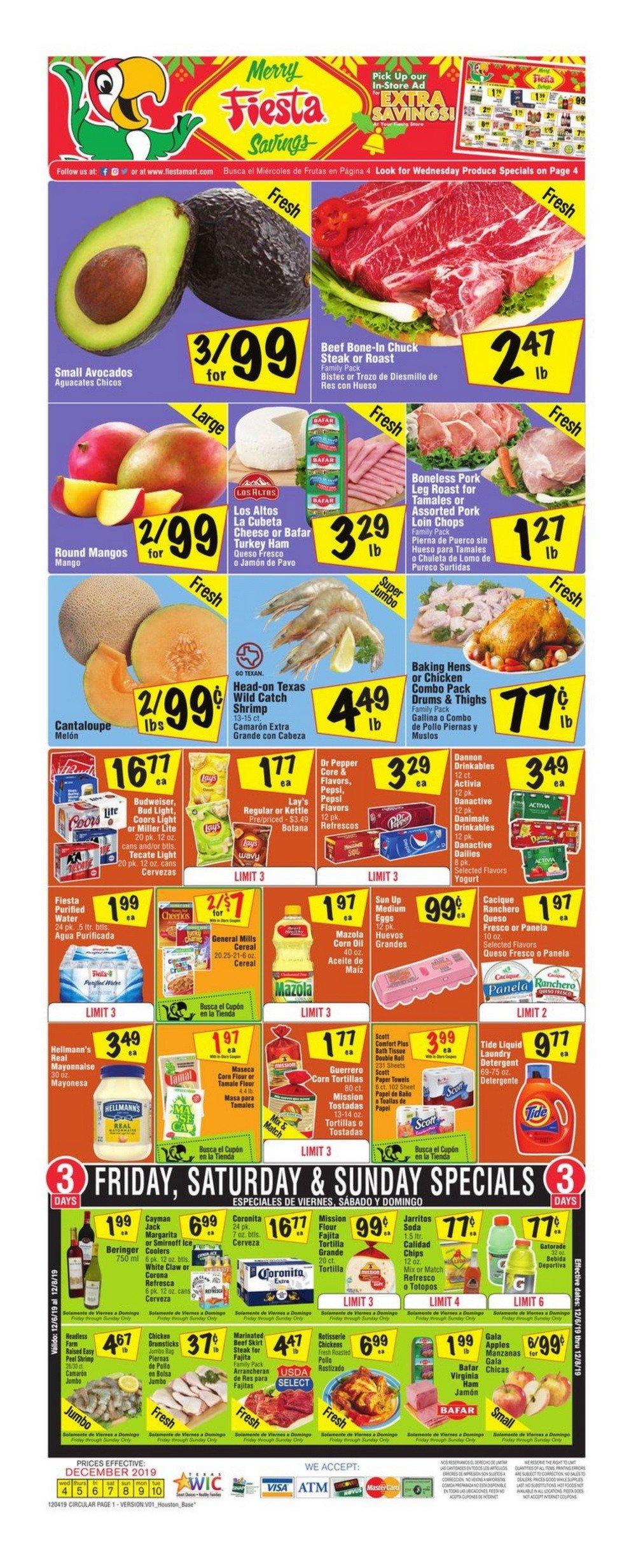 Fresh Market Prepared Foods