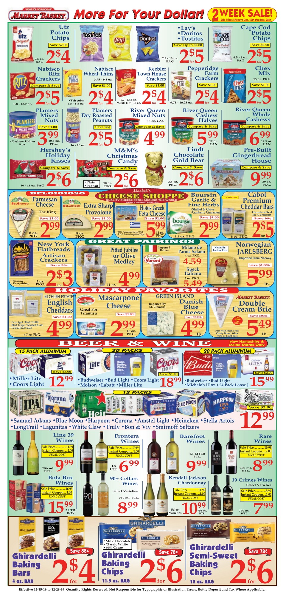 Fresh County Market Weekly Ad
