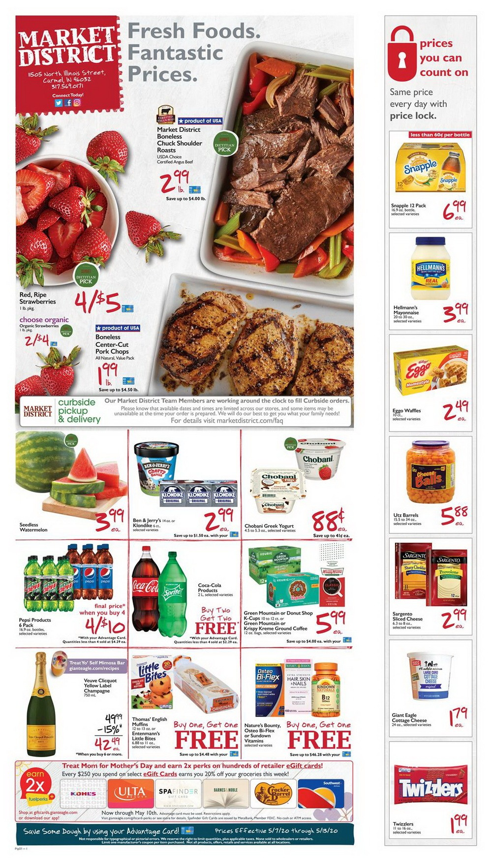 Weekly Ad Fresh Grocer