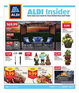 aldi ad patio sale insider deals apr 21