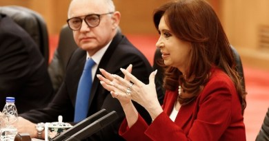 Audio of Argentina-Iran cover-up wins online journalism award