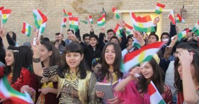 Kurds remain first in Iran's firing line