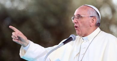 Sex abuse scandals driving Catholics away from church – says Pope Francis