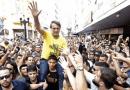 Pro-Israel Brazilian Presidential frontrunner stabbed!