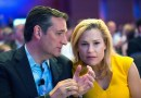 Sen. Ted Cruz chased by protesters