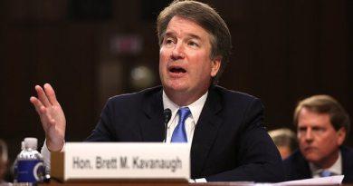 Senate eyes Kavanaugh vote next week
