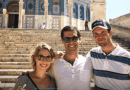 Tracing the high priest's footsteps on the Temple Mount