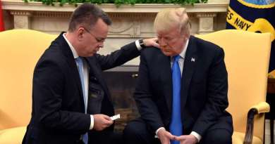 'Protect him from those who would undermine…' – NC pastor prays for Trump