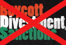 Fighting BDS activists is justified