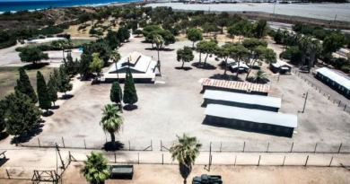 The Atlit Detention Camp