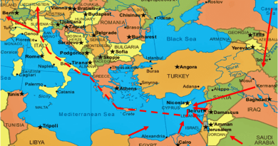 Geo-political and strategic umbilical cord of the Israel-Europe pipeline