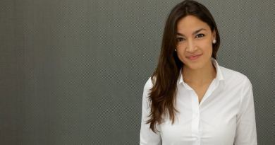 Ocasio-Cortez becoming nationally prominent