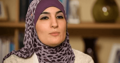 Sarsour's two-faced opportunism exposed!