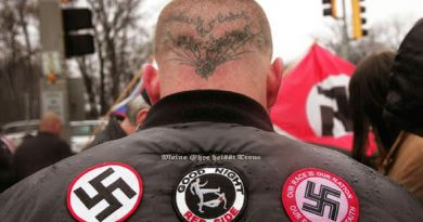 Western Europe's leftist-Islamist alliance and the Neo Nazis