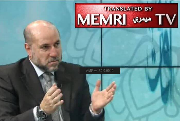 Advisor to Mahmoud Abbas says a husband may beat his wife