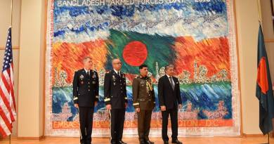 Bangladesh Armed Forces praised by Lt Gen Hokanson