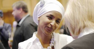 Mockery and lies of Ilhan Omar