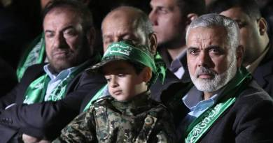 Now we shall know the names of the darlings of Hamas