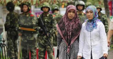 Why should China give space to radical Uyghur Muslims?