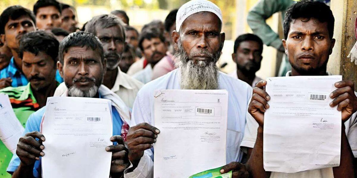 India set to start pushing over four million Bangla-speaking Muslims into Bangladesh from March