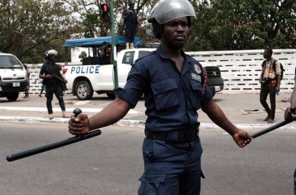 Ghanaian police beat, arrest journalist Malik Sullemana