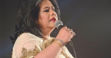 Living legend Runa Laila becomes music composer
