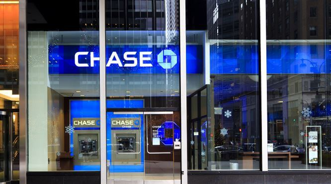 A few questions for Chase bank
